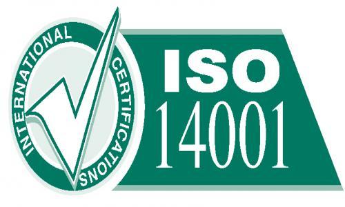 CHỨNG NHẬN ISO 14001