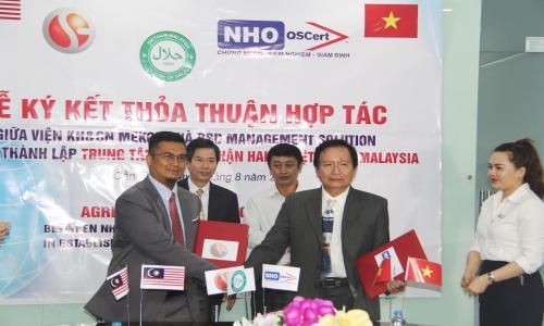 Thành lập Trung tâm Chứng nhận HALAL Việt Nam - Malaysia tại Cần Thơ